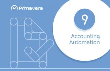 PRIMAVERA Accounting Automation revoluciona escritórios de Contabilidade