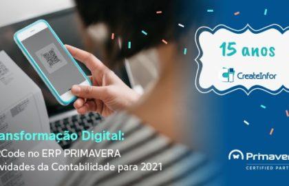 CREATEINFOR promove evento online dedicado à transformação digital